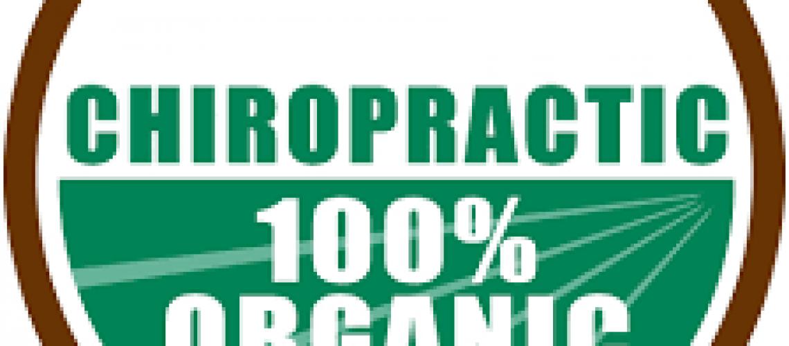 chiropractic organic